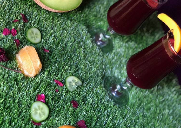 Recipe of Any-night-of-the-week Tropical zobo II 🌴