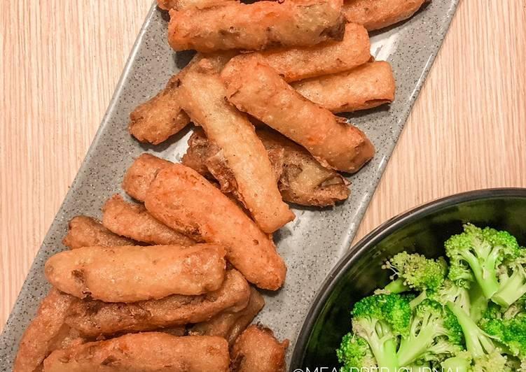 Potato Cheese Stick ala Yackikuka