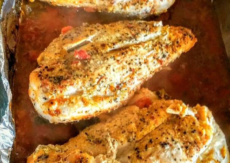 Quick Oven Chicken