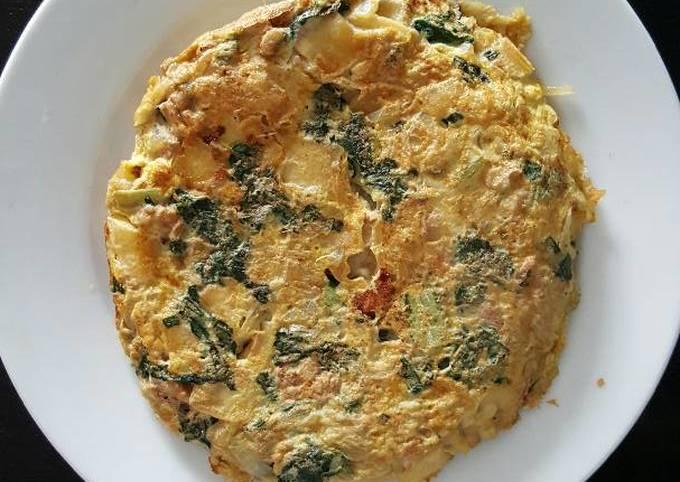Apple Omelette