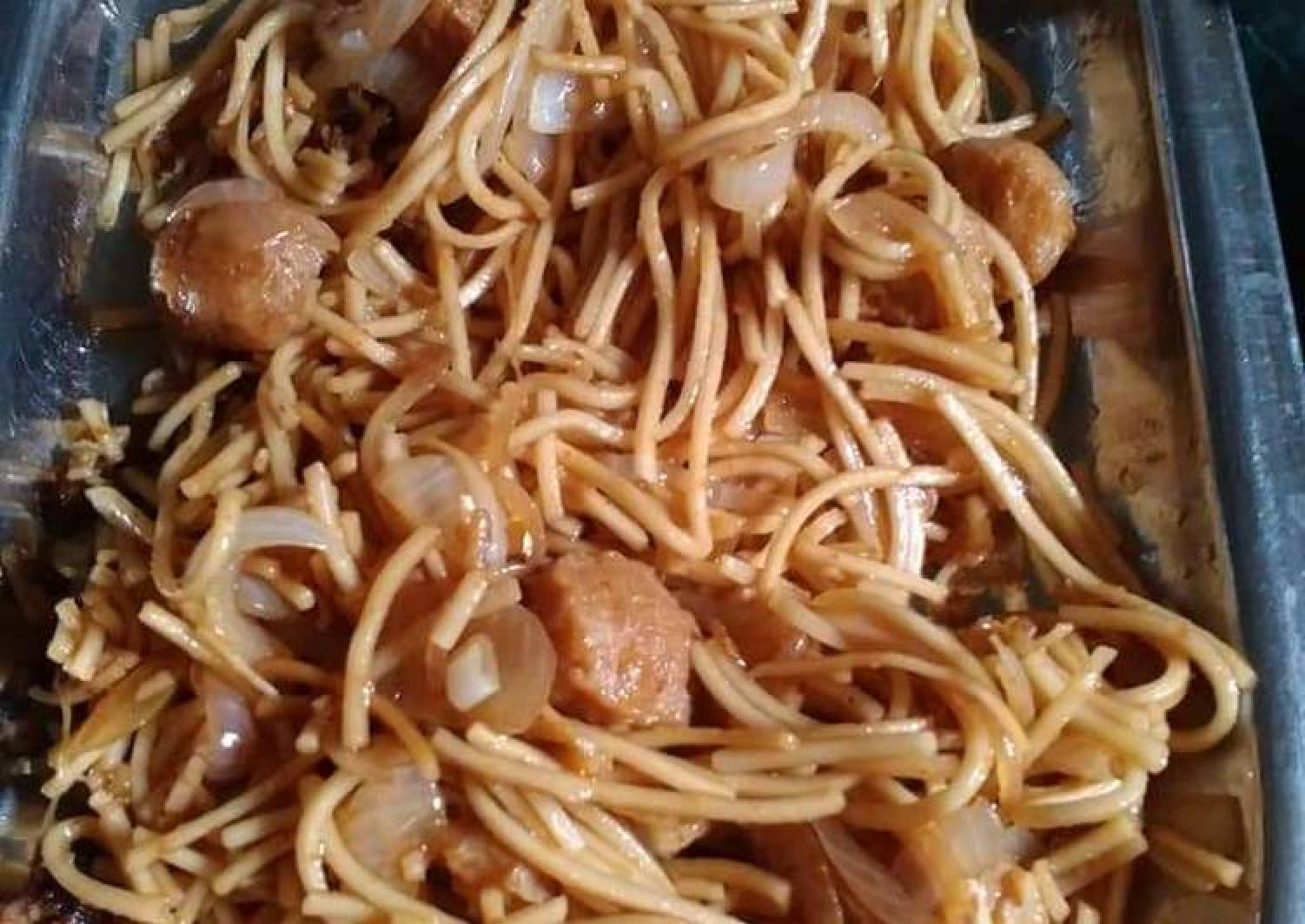 Soyabean noodles