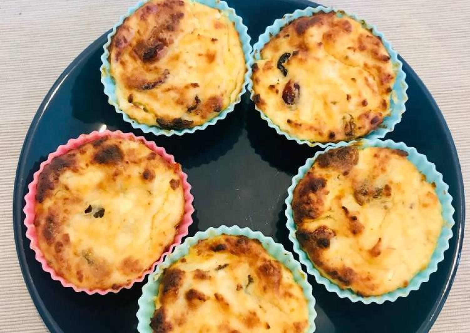 Syrniki baked in the oven