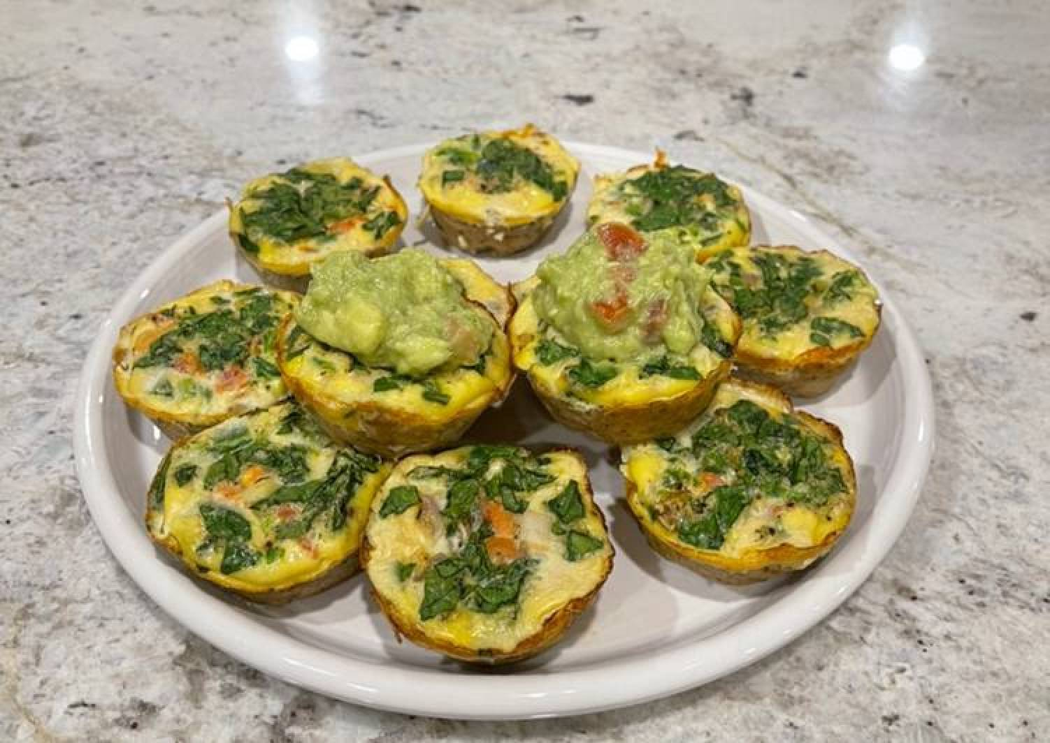 Mexican Chicken Sausage Breakfast Cups