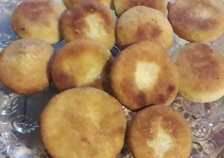 Recipe of Favorite Mithi tikya