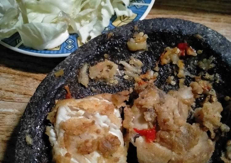 #7 Ayam Geprek Darurat 😘