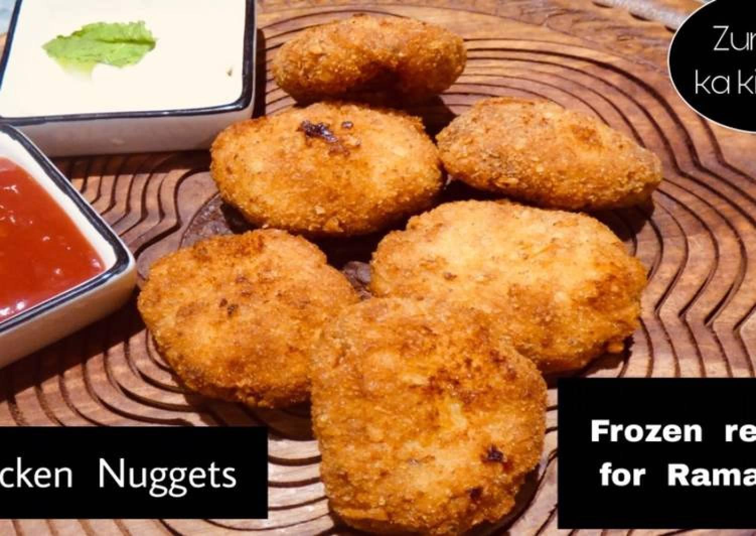 Chicken Nuggets #ramadankitayari