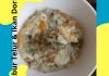 Resep Bubur Telur dan Ikan Dori Paling Mudah