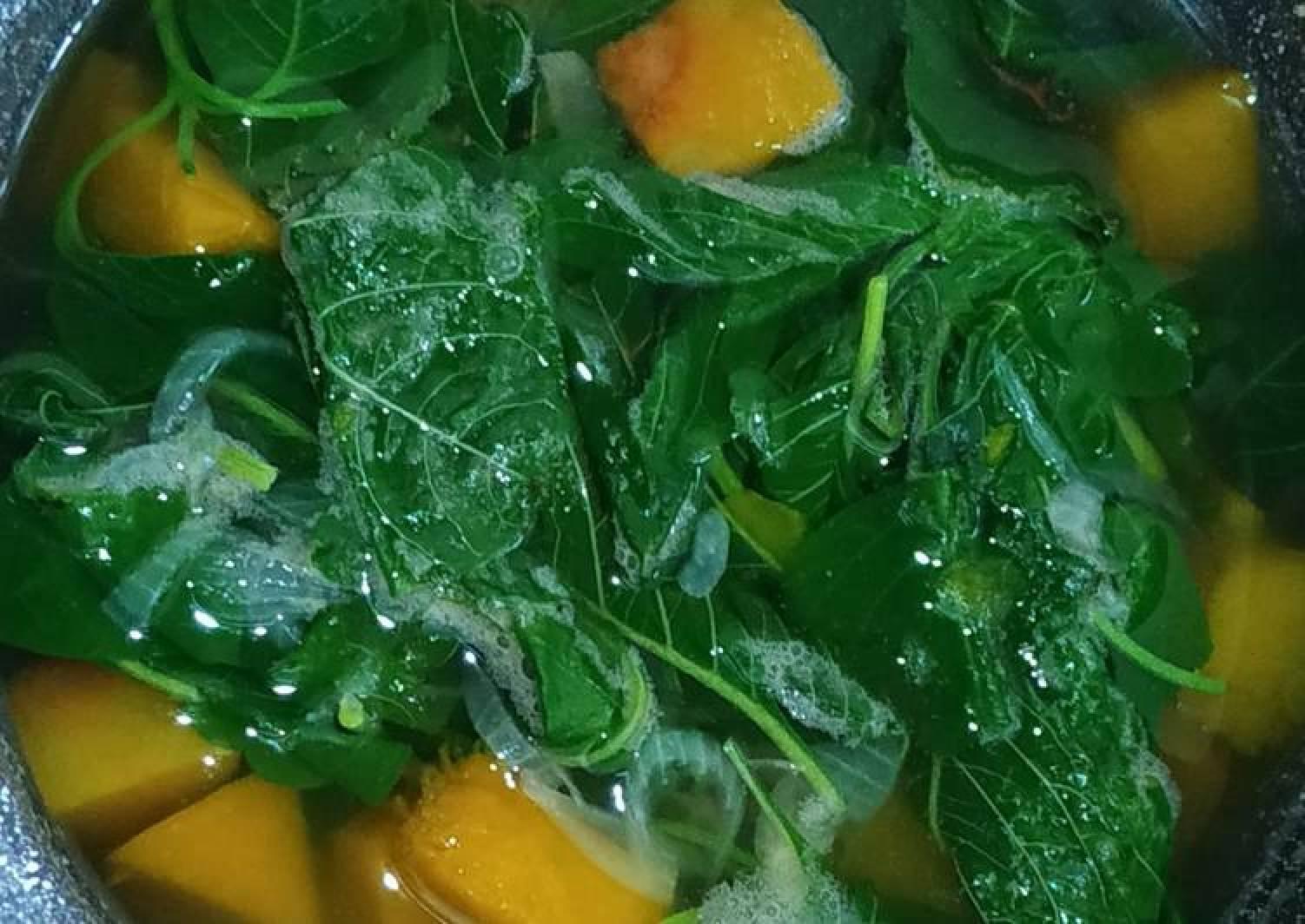 Cara Gampang Menyiapkan Sayur Bening Bayam Waluh Yang Bisa Manjain Lidah Best Recipes