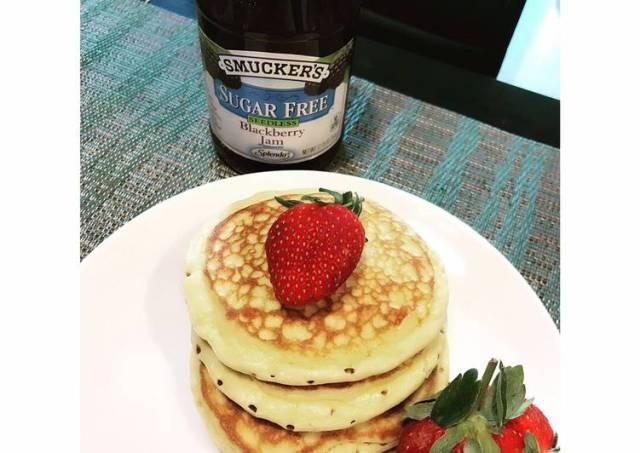 Pancake #lowcarb