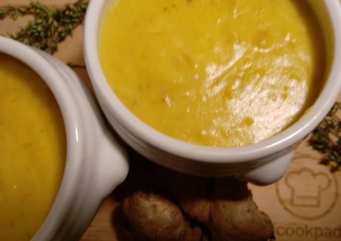 Der einfache Weg Um Ultimative Karotten-Kartoffelcreme-Suppe zu machen