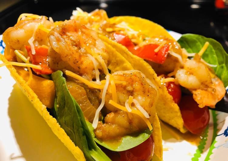 Shrimp 🍤 Tacos 🌮