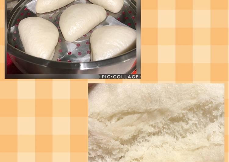 Bao buns(roti/pao kosongan)