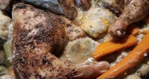 Roasted Chicken and Dumplings