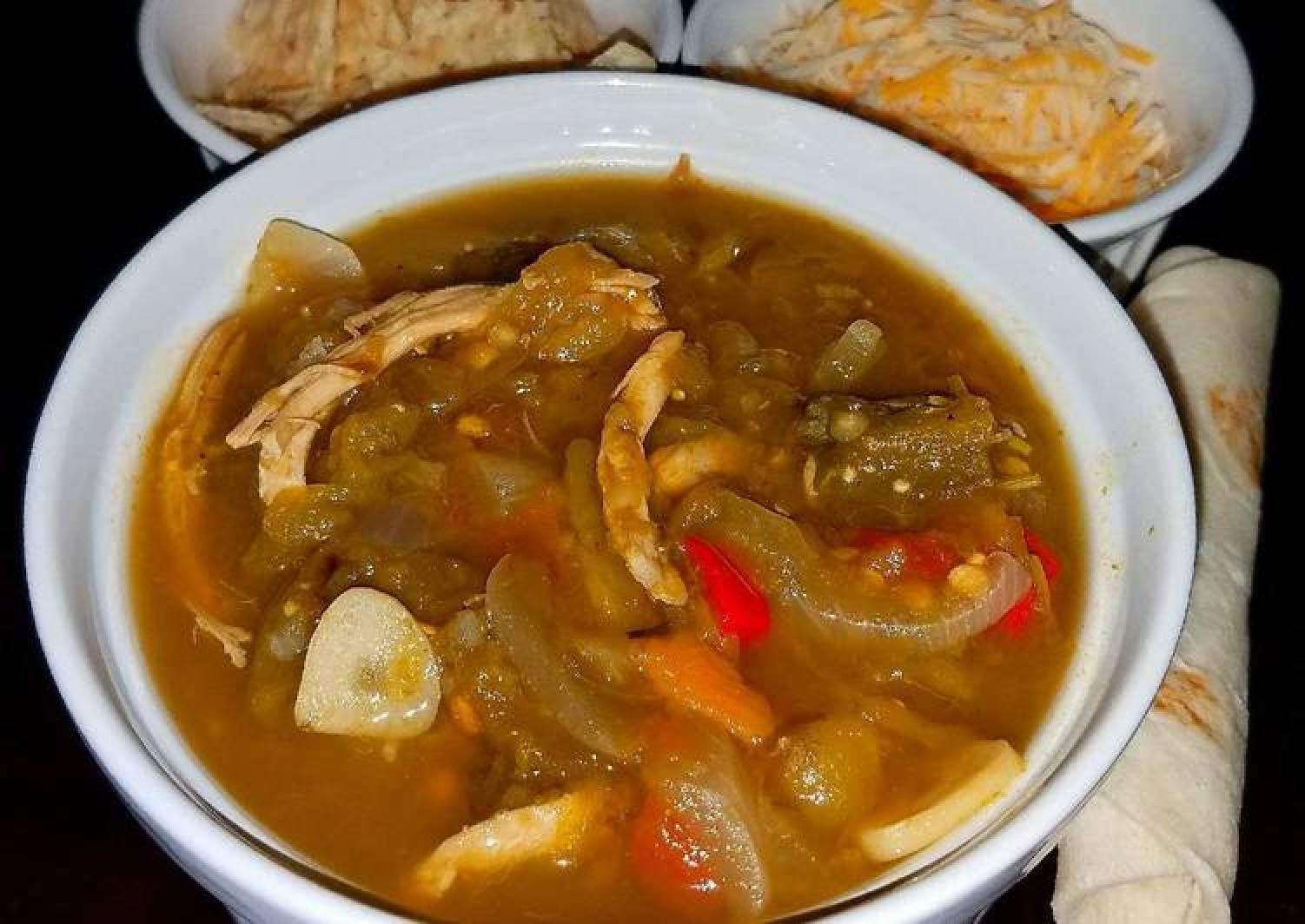 Mike's New Mexican Chicken Soup