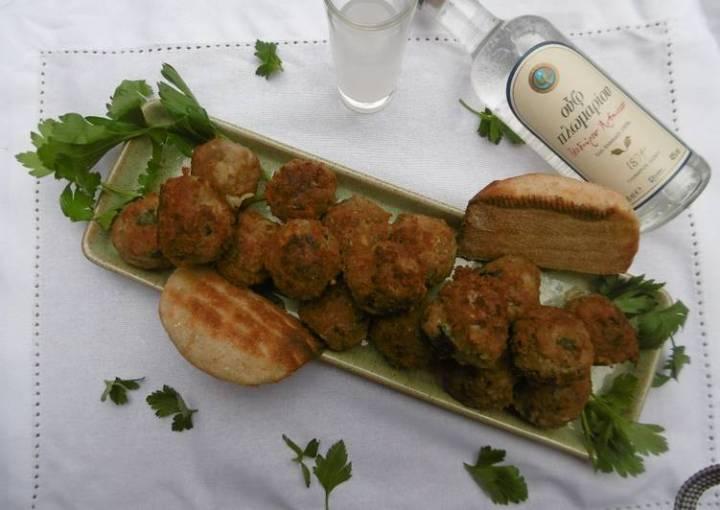 Greek Meatballs (Keftedakia)