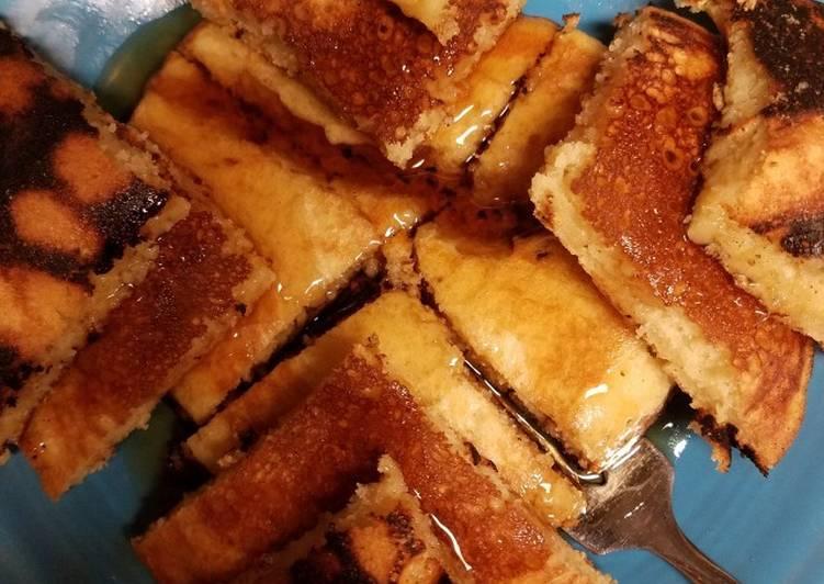 Recipe of Favorite Pancakes: Plain
