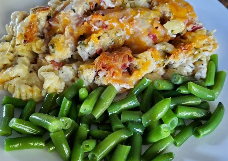 Chicken Bacon Ranch Pasta, Learn The Facts Regarding Superfoods
