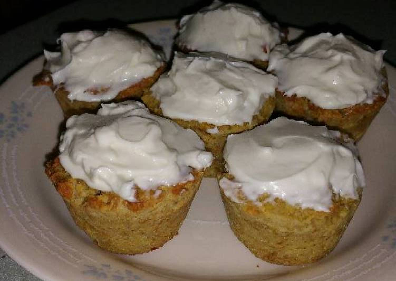 Tart Tangerine Cupcakes (from All-purpose Baking Mix)
