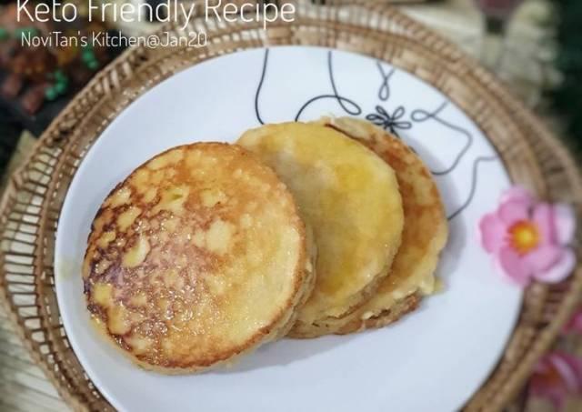 30. Almond & Coconut Pancakes / Low Carb Pancakes / Pancake