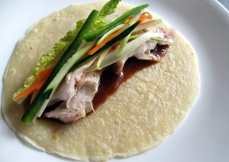 Recipe of Super Quick Homemade Mock Peking Duck