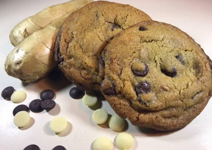 Nemmeste Måde at Lave Hjemmelavet Cookies med chokolade og ingefær - Rimmers Køkken På