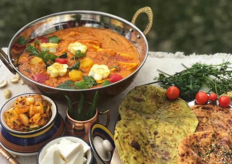 Recipe of Quick Paneer Makhani (Quick & Easy Recipe)