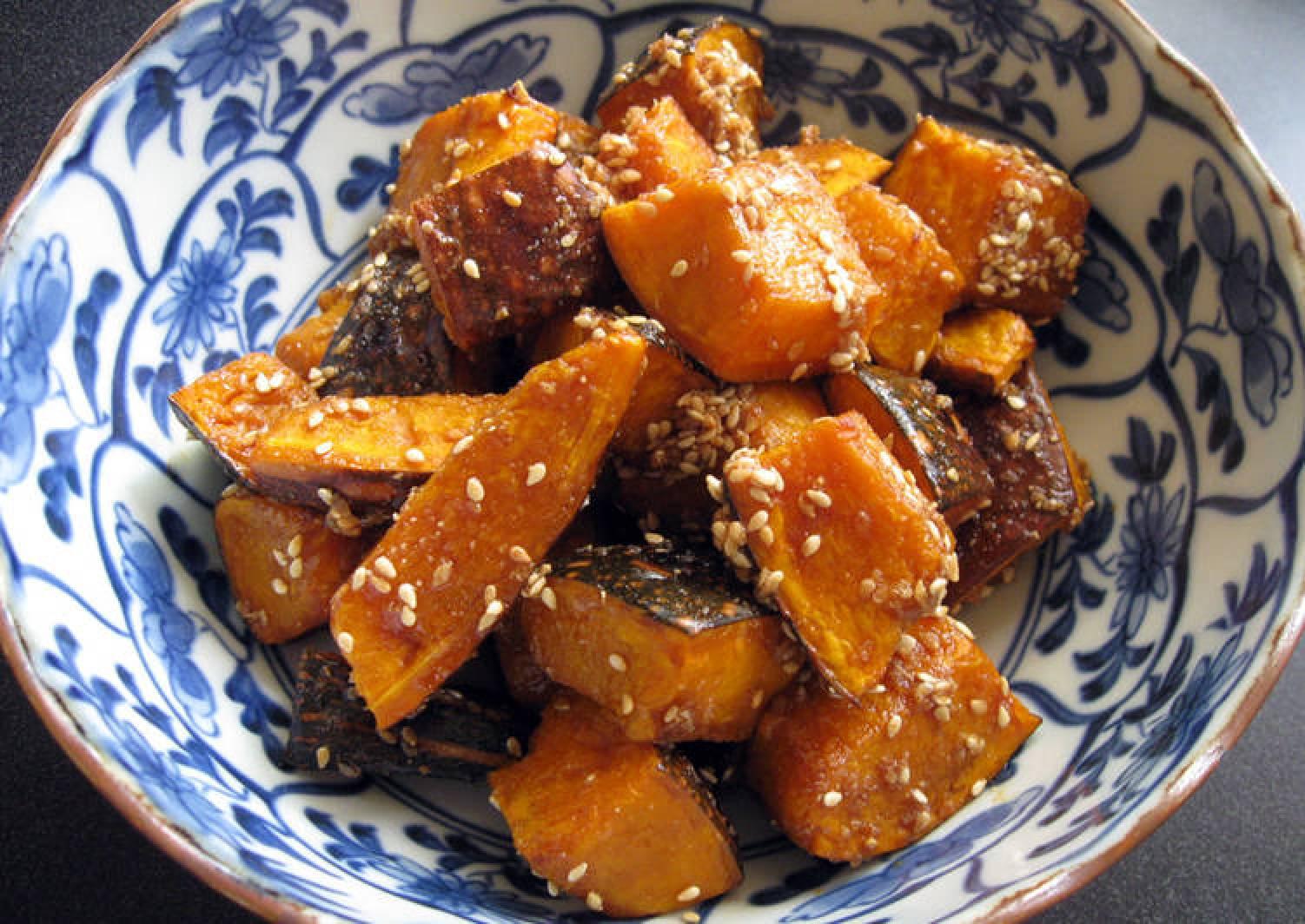 Pumpkin 'Goma-ae'