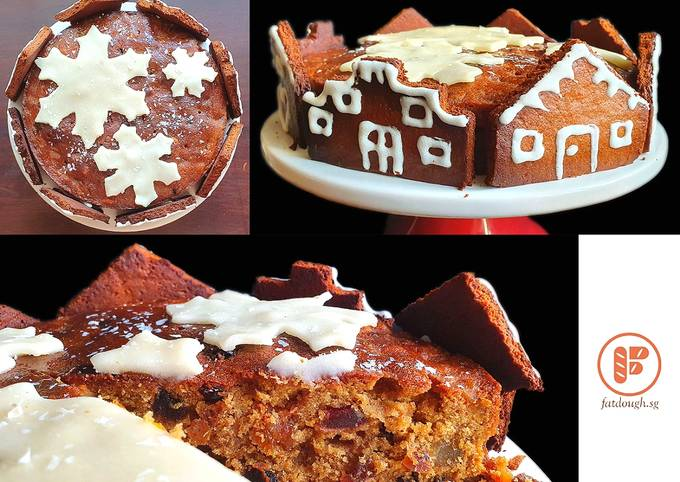 Recipe of Favorite Xmas Fruit Cake