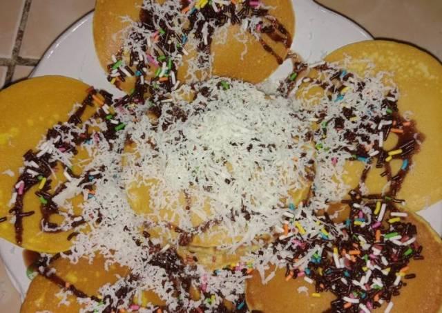 Pancake Teflon Sederhana