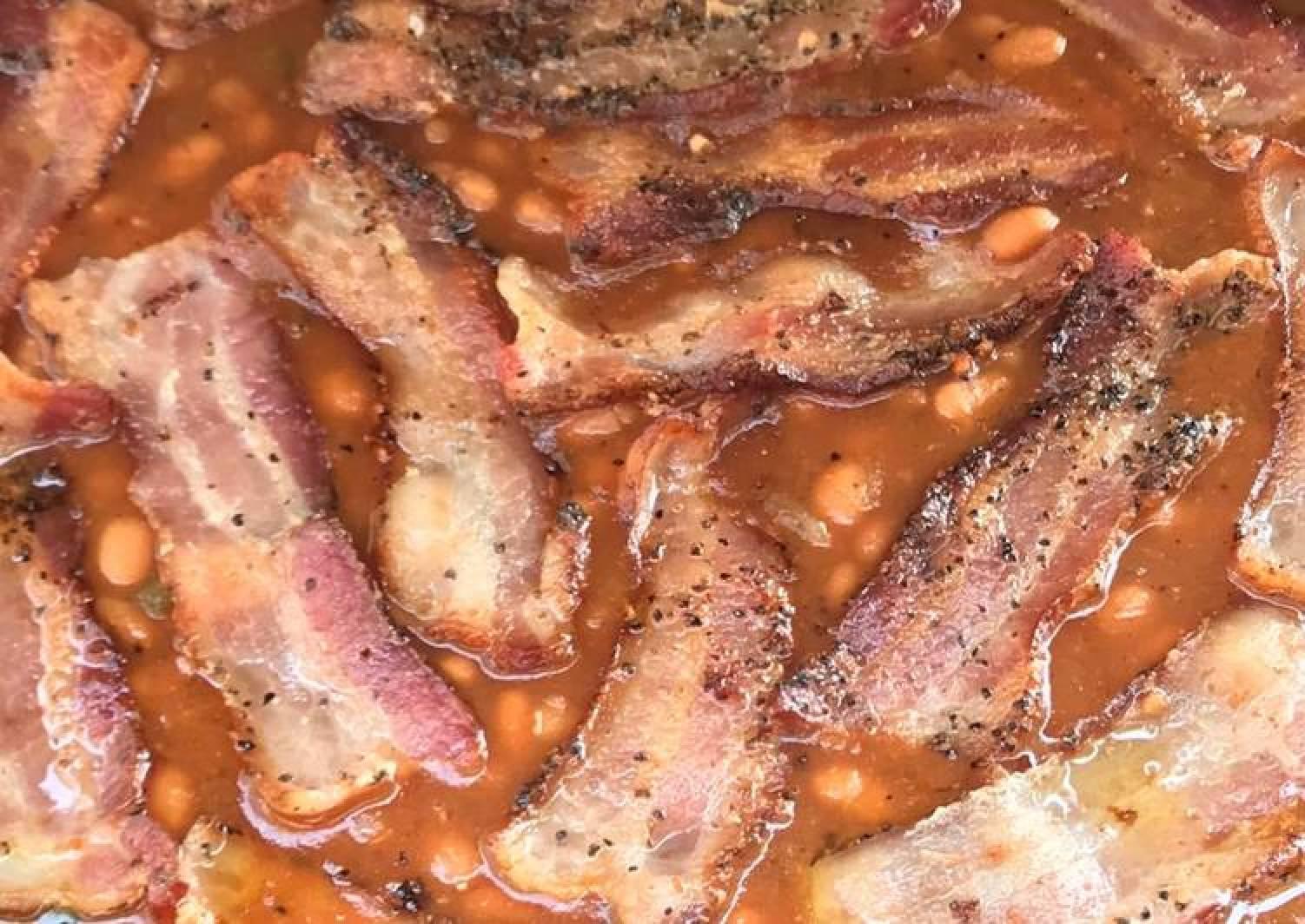 Smoked BBQ Beans