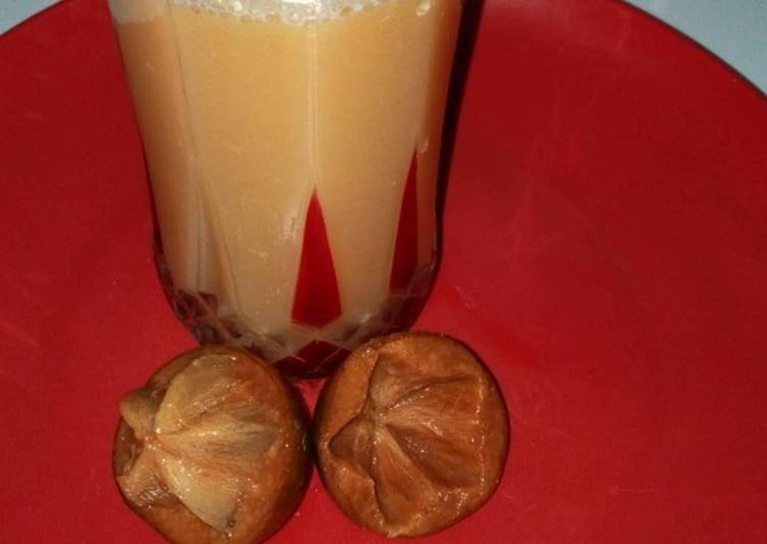 African star friut juice (agbalumo)