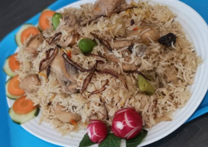 Step-by-Step Guide to Prepare Super Quick Homemade Yakhni Pulao