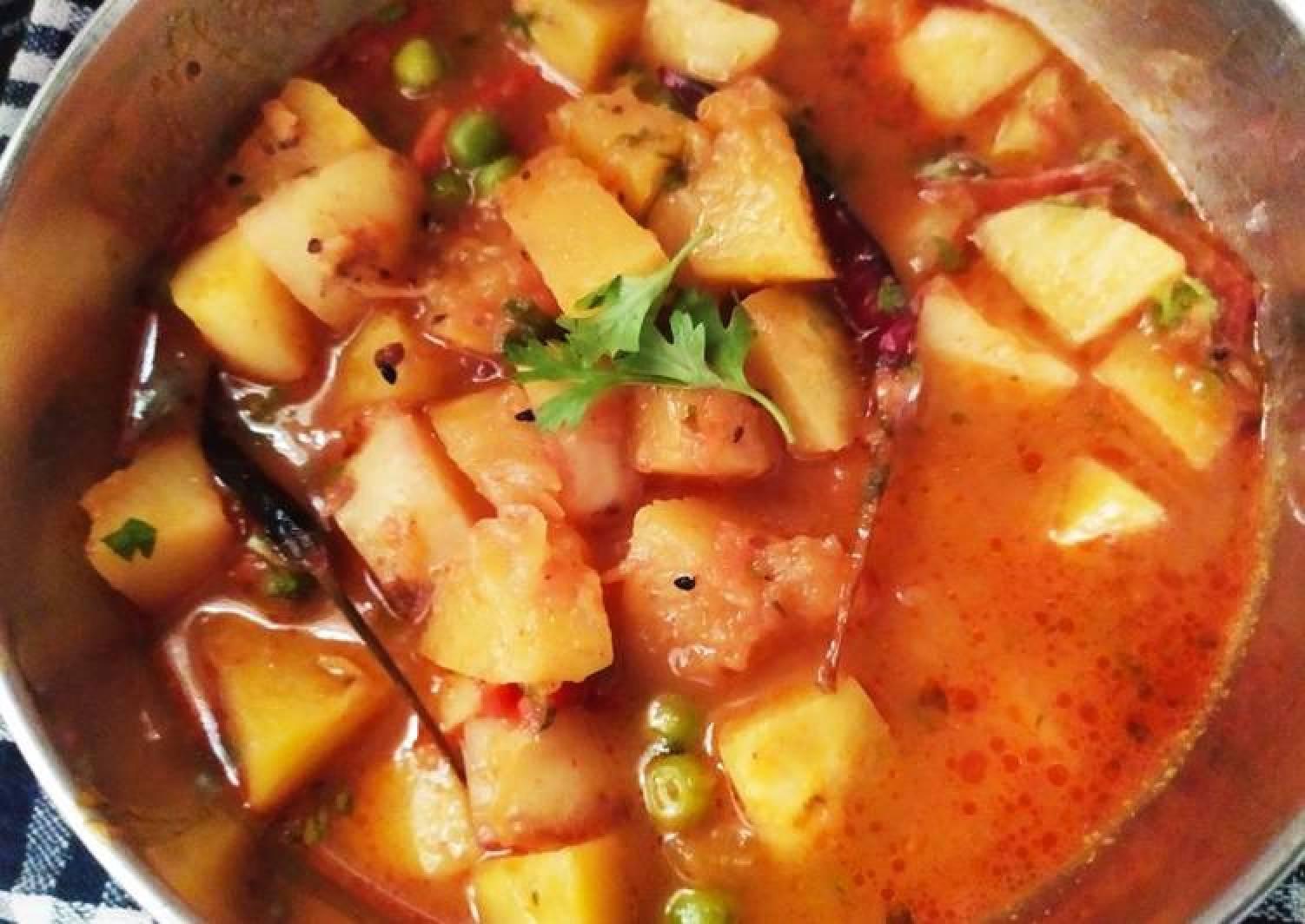কুমড়োর রসা(Pumpkin rasa recipe in Bengali)
