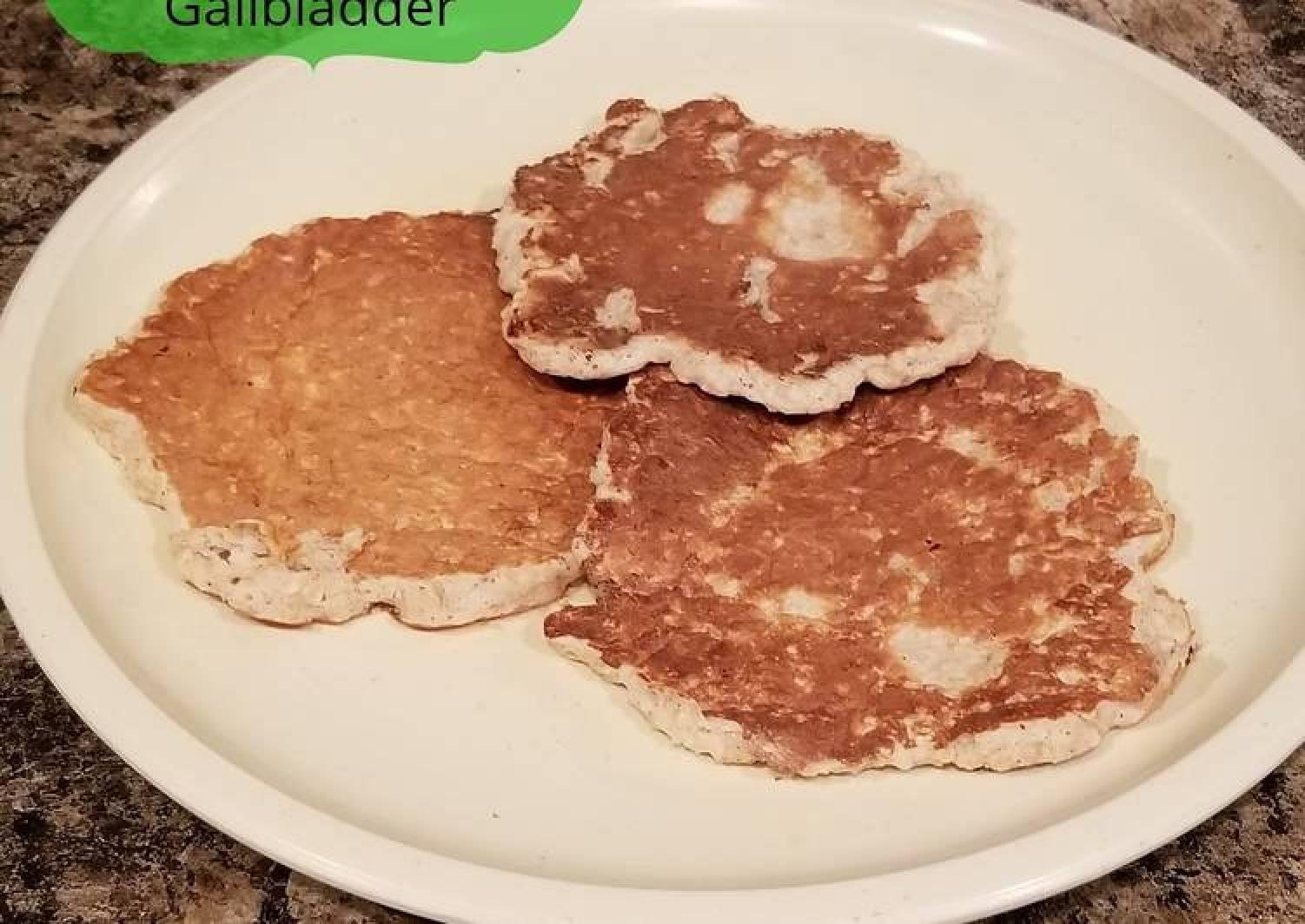 Oatmeal Pancakes