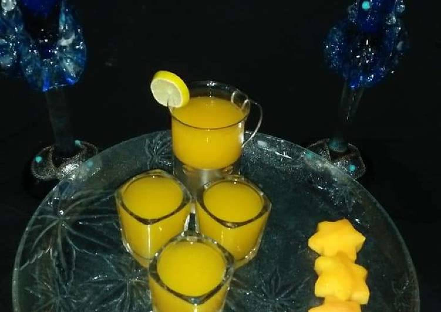 Shyzan mango juice