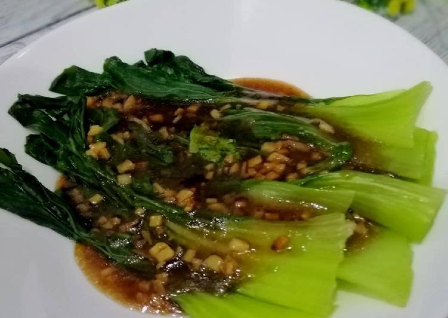 Sawi Pakchoy Sos Tiram Resepi Percuma 2021 Resepi Masakan Viral