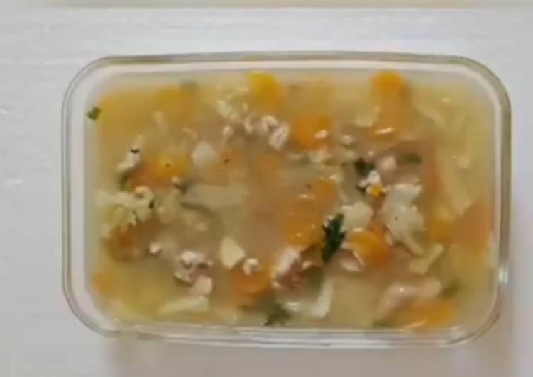 Sayur Sop Ayam Segar