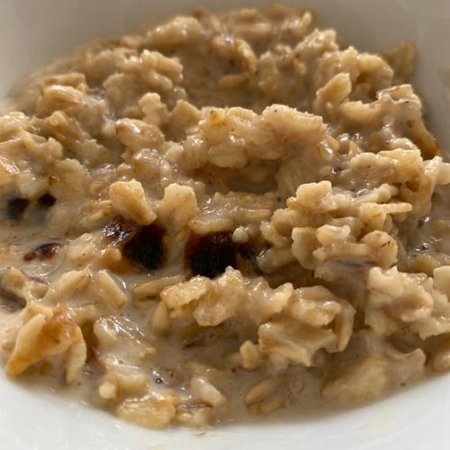 Healthy oat meal