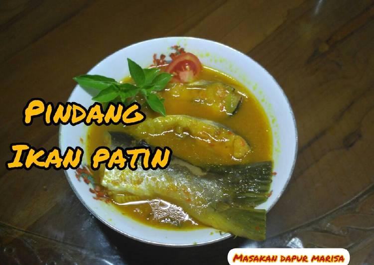 Resep Pindang Ikan Patin Palembang