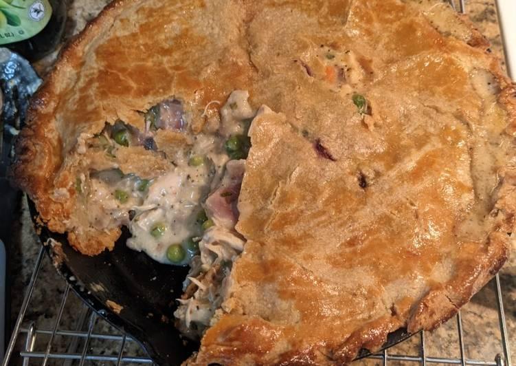 Jos Chicken Pot Pie Filling