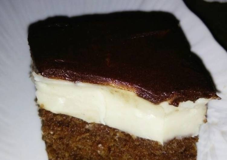 Chocolate Ice Cube Cake