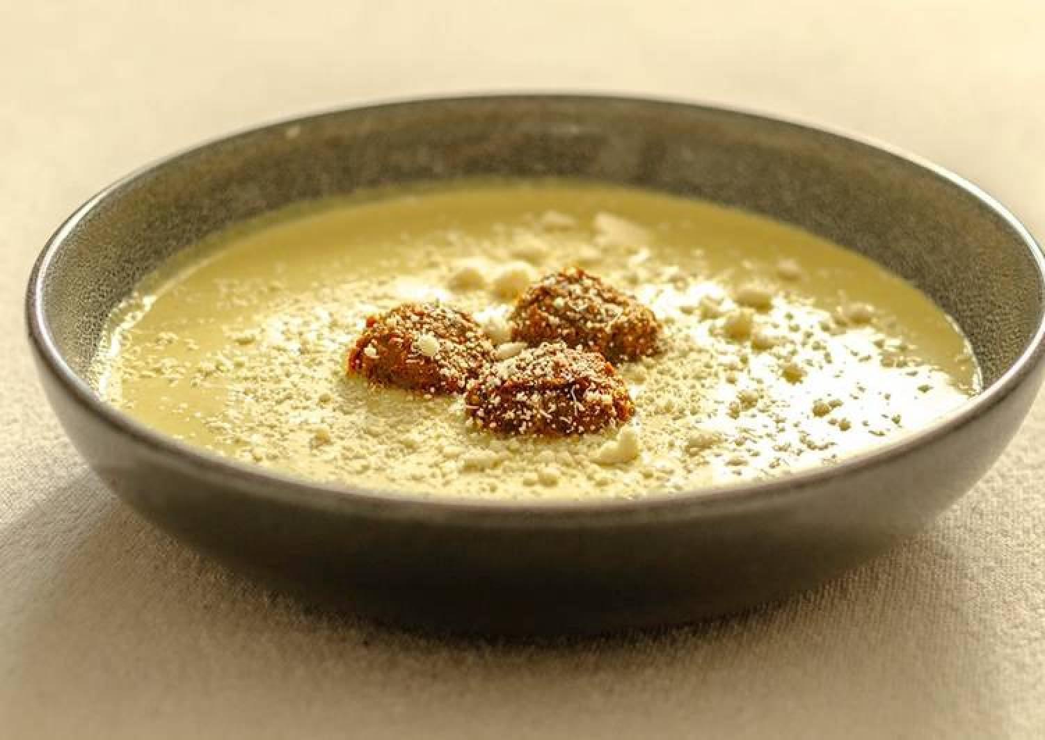 The Ultimate Cream of Asparagus & Potato