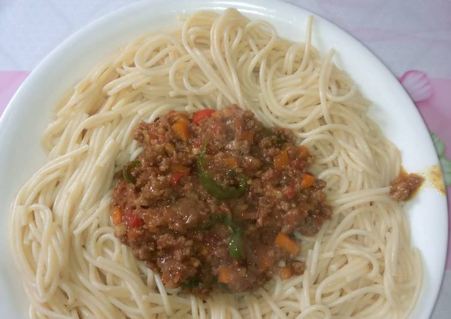 Simple Way To Make Super Quick Homemade Spaghetti Bolognese Top Source For Cooking Recipes