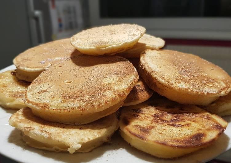 34• 🥞 Pancakes aux pommes express façon Apfelkiechle 🍎