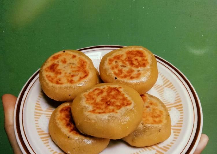 Bakpia Teflon Homemade