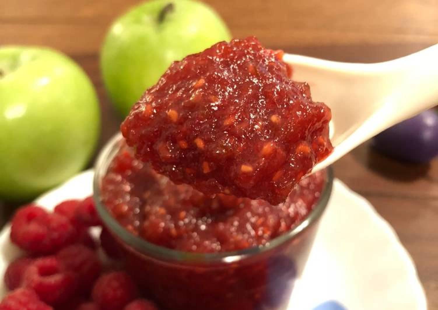 Raspberry Jam Without Pectin – Homemade Jam Recipe