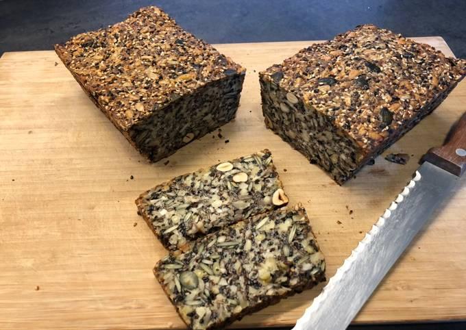 Der einfache Weg Um Jamie Oliver Low Carb Brot zu machen