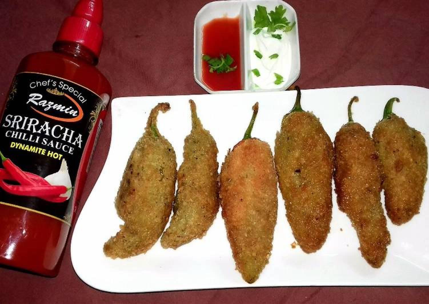 Peri Peri Chicken Potato Stuff bites #Contest/1708_iftarwithHuma