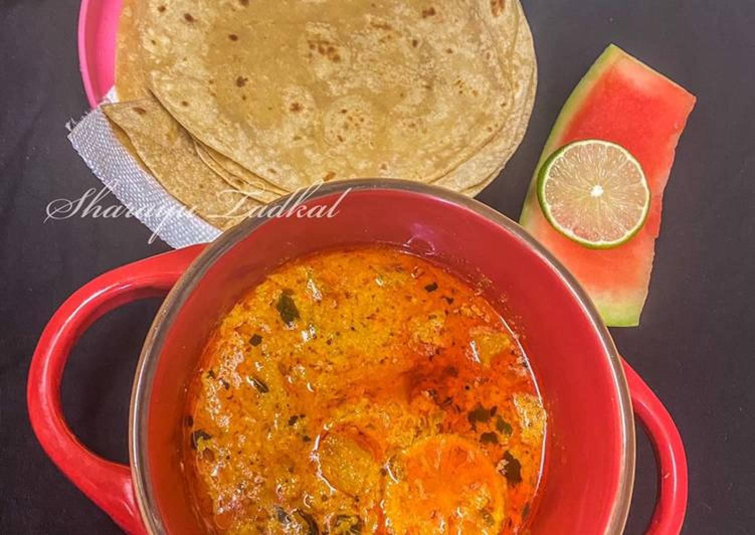 Melon Mania with Chapati