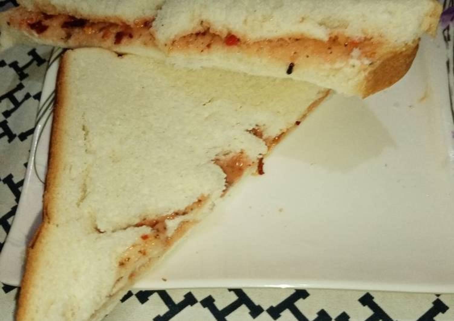 Peri peri sandwich
